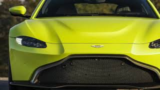 9. Everything You Wanted to Know About ASTON MARTIN VANTAGE