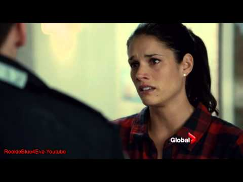 ~* Rookie Blue Season 5 Episode 1 (5x01) - Andy Tells Nick the Truth *~