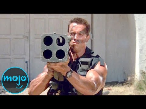Top 10 Over The Top Action Movies
