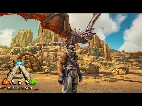 NAJTEZI ZADATAK DO SADA!!! (Ark Survival Evolved) Scorched Earth