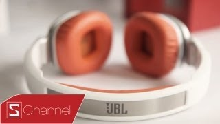 Schannel - Mở hộp tai nghe JBL J55i - CellphoneS