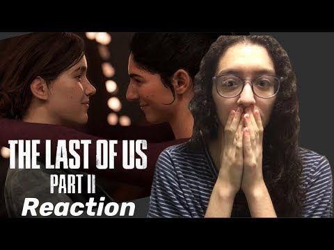 The Last of Us 2 reaction