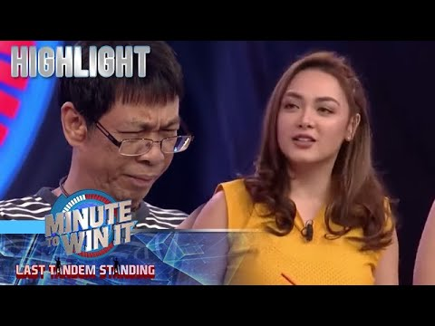 Long Mejia, may pick up line para kay Meg Imperial | Minute To Win It
