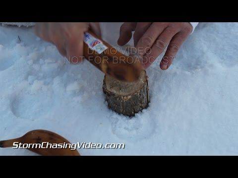 2014 Historic MN Cold Weather B-Roll