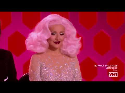 Kalorie Karbdashian-Williams Vs. Vanessa Vanjie Mateo - Ain't No Other Man | RuPaul's Drag Race