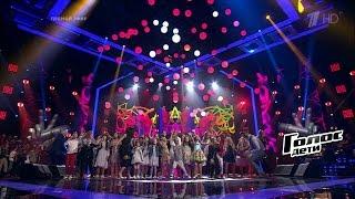 Участники проекта исполняют песню «Голос» из мультфильма «Тролли». Песню к фильму в 2016 году записали Дима Билан и Виктория Дайнеко. В оригинальной версии фильма песню исполнил Джастин Тимберлейк. Стала самой продаваемой песней 2016 года в США. Была номинирована на премии «Оскар» и «Золотой глобус», получила «Грэмми». Вторая песня из фильма «Троли», которая звучит в этом сезоне шоу «Голос.Дети».Подписывайтесь на нас!Сайт http://www.1tv.ru/voicekids«ВКонтакте» http://vk.com/voicekidsFacebook https://www.facebook.com/voicekids1tv«Одноклассники» https://ok.ru/voice1tvInstagram https://www.instagram.com/voice1tv/?hl=ruTwitter https://twitter.com/voice1tv