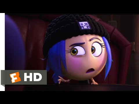 The Emoji Movie (2017) - Cheese & Hackers Scene (4/10) | Movieclips