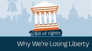 Video Why We're Losing Liberty MP3, 3GP, MP4, WEBM, AVI, FLV April 2019