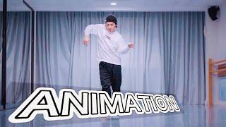 MST – Poppin ANIMATION dance