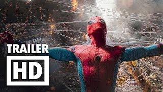 SPIDERMAN  HOMECOMING TRAILER 2 HD 2017 ESPAÑOL LATINO