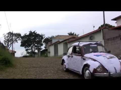 VEÍCULO POÉTICO - INTERVENÇÃO EM CACHOEIRA DO CAMPO - OURO PRETO - MG