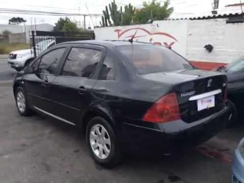 PEUGEOT 307 2.0 FELINE SEDAN 16V 4P 2007 - Carros usados e seminovos - AUTOJAX - Curitiba-PR