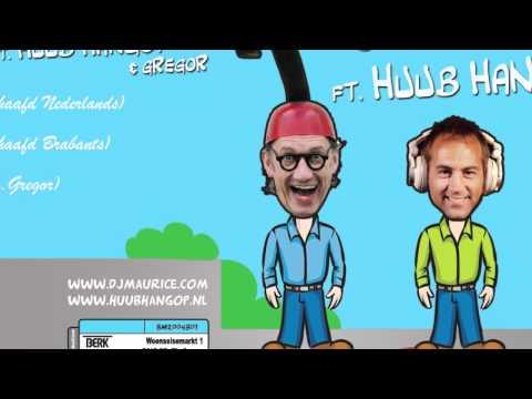 DJ Maurice ft Huup Hangop - Houdoe!