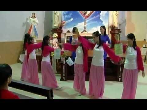 GX. CÔNG LÝ – VŨ KHÚC LỜI MẸ RU – SV Mai Khoi 10- 2012