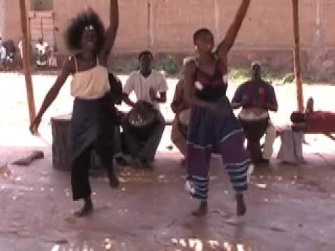 "African dance: Mali, ""SUNU"" Djembe Drums Dance and Chants:  Sunu"