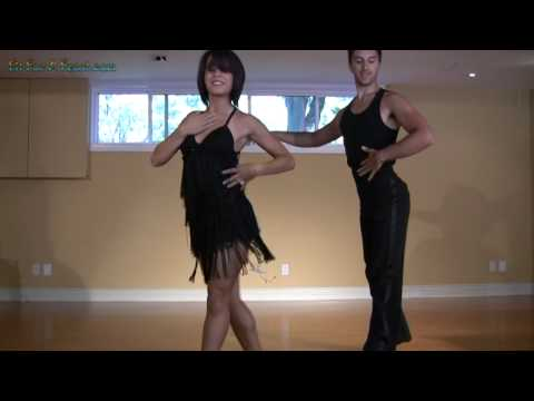 Cha Cha Style Latin Dance Ballroom -Cha Cha Cha Dance