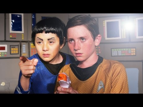 (Musical - Star Trek Into Darkness? No. Star Trek into middle school! A segment from The Mythical Show! http://bit.ly/Show4 Join us EVERY THURSDAY starting at 5pm EST. ...