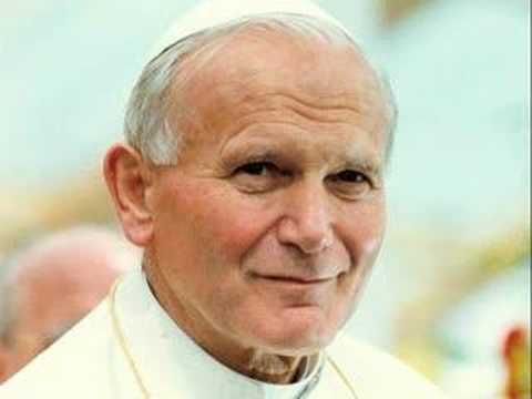 Pope John Paul II on Total Giving of Yourself