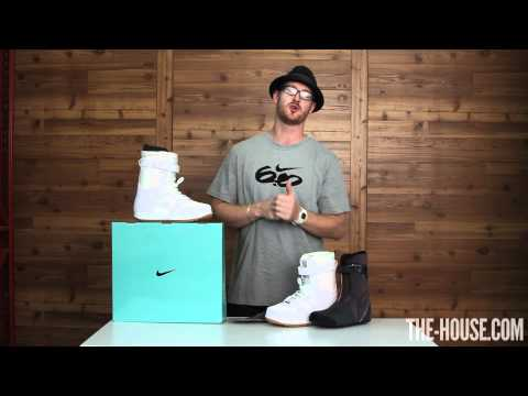 Nike Zoom Force 1 Snowboard Boots 2012 Review