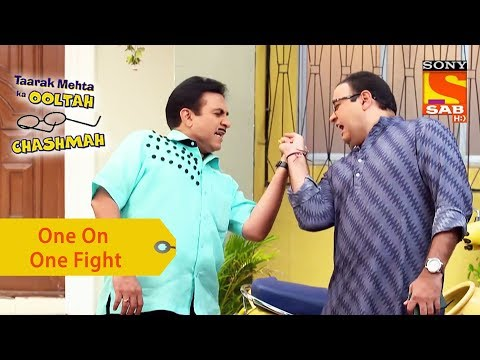 Your Favorite Character | Jethalal & Bhide One On One | Taarak Mehta Ka Ooltah Chashmah