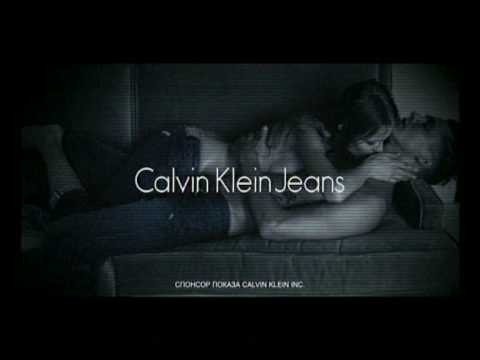 Calvin Klein Jeans ss09 Advertising