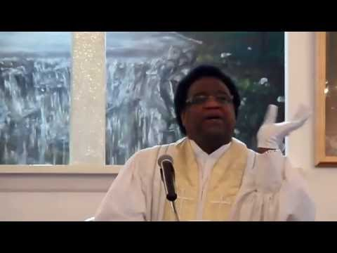 Al Green at Full Gospel Tabernacle, Memphis,TN. with guitar solo - by Manew Blew