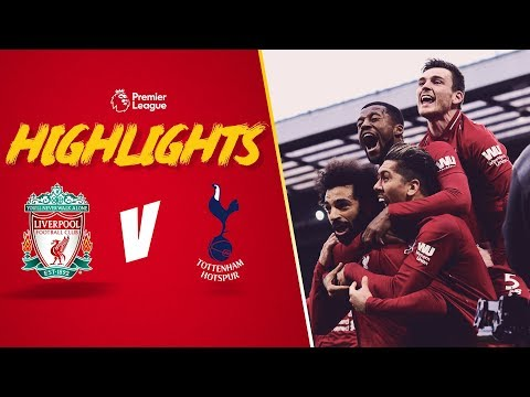 Last Minute Drama At Anfield | Liverpool 2-1 Tottenham Hotspur | Highlights
