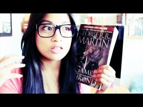 Book Review - Game of Thrones