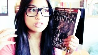 Book review of Game of Thrones by George R. R. Martin, the first book in A Song of Ice and Fire. Readable! Surprised in more ways than one!