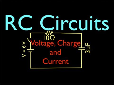 Download RC Circuit Analysis (1 of 8) Voltage and Current HD Mp4 3GP Video and MP3