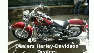 1. 2008 Harley-Davidson Softail Heritage Softail Classic  Specification Info