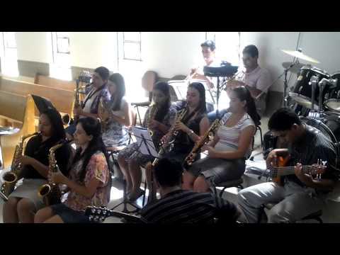 Orquestra el Shaday Santa Cruz de Monte Castelo - Pr.