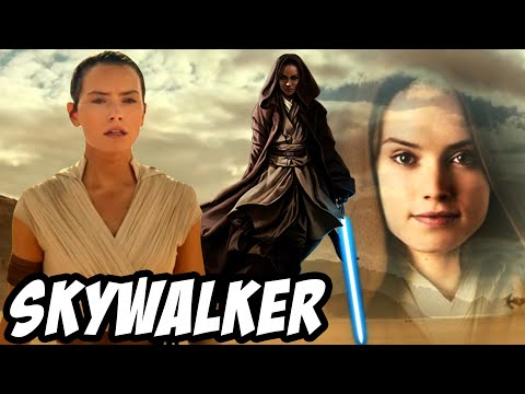 was rey the first jedi? star wars episode 8 theory