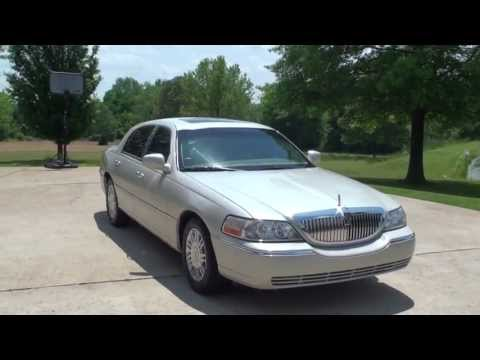 HD VIDEO 2006 LINCOLN TOWN CAR SIGNATURE FOR SALE SEE WWWSUNSETMILAN.COM
