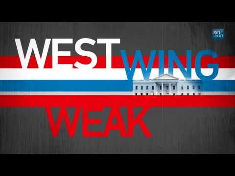 Video: Video: West Wing Weak  Your Guide to the Obama Scandals