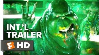 Ghostbusters Official International Trailer #3 (2016) - Kristen Wiig, Kate McKinnon Movie HD by  Movieclips Trailers