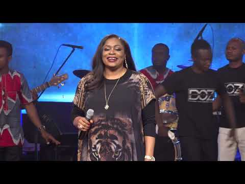 Sinach LIVE in Concert - Kenya