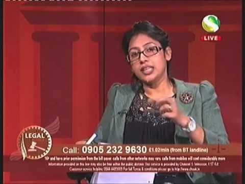 [6]Solicitor Jasmin Akter Presents UK Immigration Advice — UK VISIT VISA Application 02
