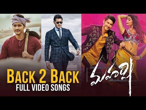Maharshi Back To Back Video Songs || MaheshBabu, PoojaHegde || Vamshi Paidipally