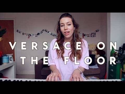 Video Bruno Mars - Versace On The Floor (cover) download in MP3, 3GP, MP4, WEBM, AVI, FLV January 2017