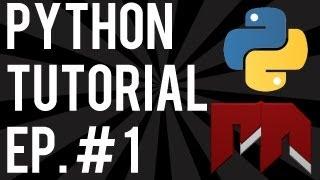 Python Tutorials - Hello World