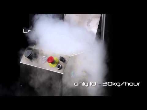 Dry Ice Blasters | IBL Mini