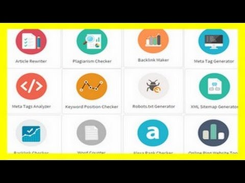 Best Free SEO Tools 2017 Online without download any software