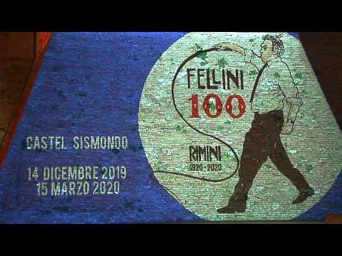 Το Ρίμινι τιμά τον Φεντερίκο Φελίνι