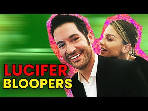 Lucifer: Season 5 Bloopers PLUS Wicked Secrets |🍿OSSA Movies