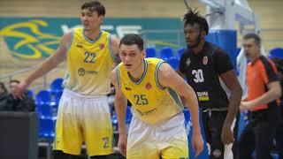 Hightlits of the match— National league: «Astana»vs «Caspiy» (1-st match)