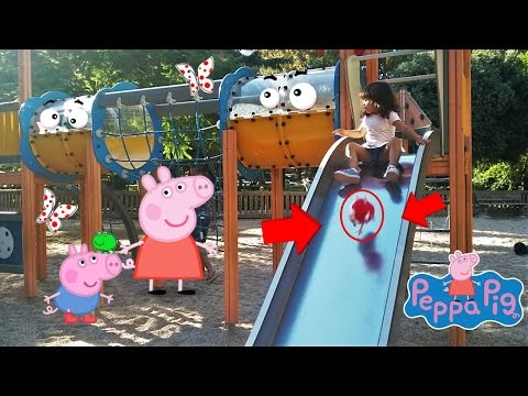 Video PEPPA PIG NO PLAYGROUND 💙 Toys LuLu download in MP3, 3GP, MP4, WEBM, AVI, FLV January 2017