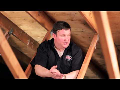 The Importance of Ventilation in a Traditional Attic
