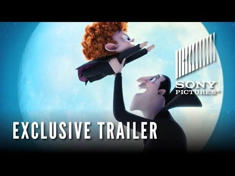 Preview Trailer Hotel Transylvania 2, trailer originale
