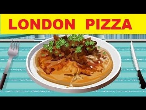 London Pizza - Cooking Games Gameplay By Magicolo